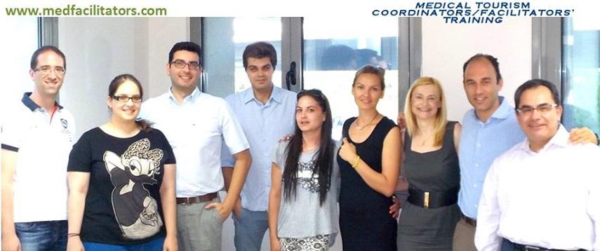 Medical Tourism Coordinators/Facilitators _ Ολοκλήρωση 1ου Τμήματος