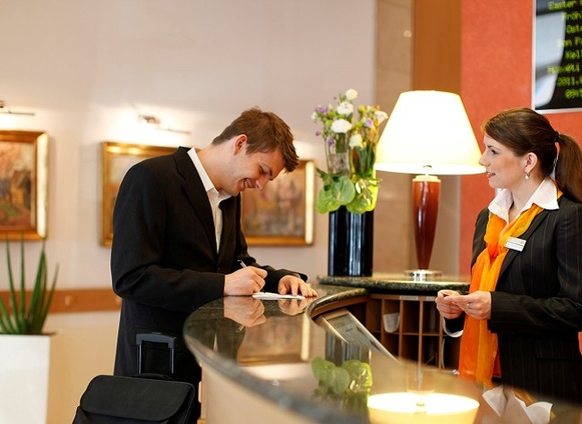 Σεμινάριο Hotel Receptionist