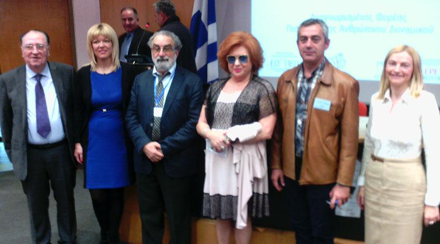 Πανεπιστήμιο Πειραιώς και εκπρόσωποι της Express Publishing